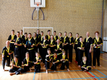 Internationale Nunchaku Training
